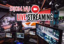 Dịch vụ live stream